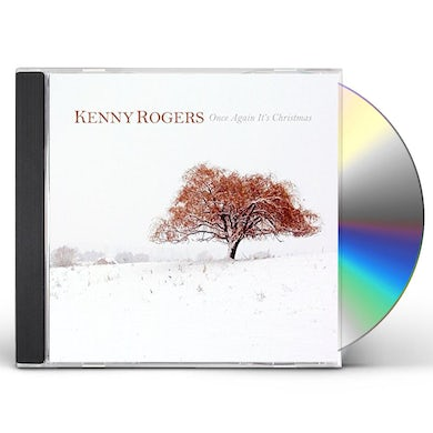 Kenny Rogers ONCE AGAIN IT'S CHRISTMAS CD