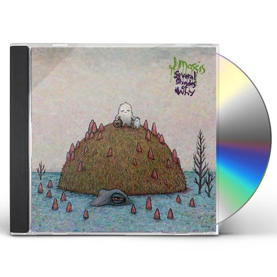 J Mascis SEVERAL SHADES OF WHY CD