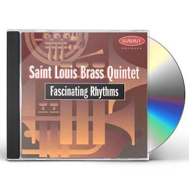 St. Louis Brass Quintet FASCINATING RHYTHMS CD