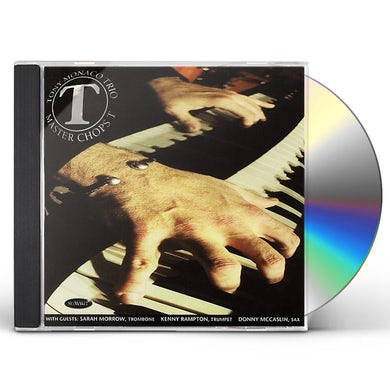 Tony Monaco MASTER CHOPS T CD