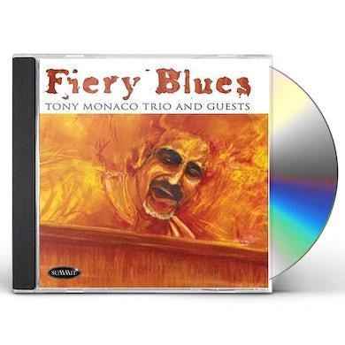 Tony Monaco FIERY BLUES CD