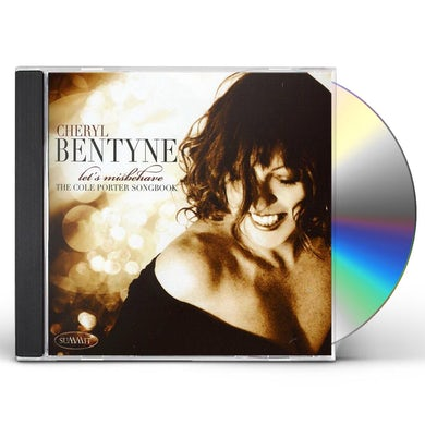 Cheryl Bentyne LET'S MISBEHAVE: COLE PORTER SONGBOOK CD