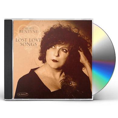 Cheryl Bentyne LOST LOVE SONGS CD