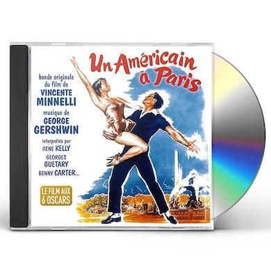 George Gershwin UN AMERICAN A PARIS (AN AMERICAN IN PARIS) CD