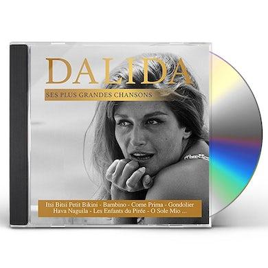 Dalida SES PLUS GRANDES CHANSONS CD