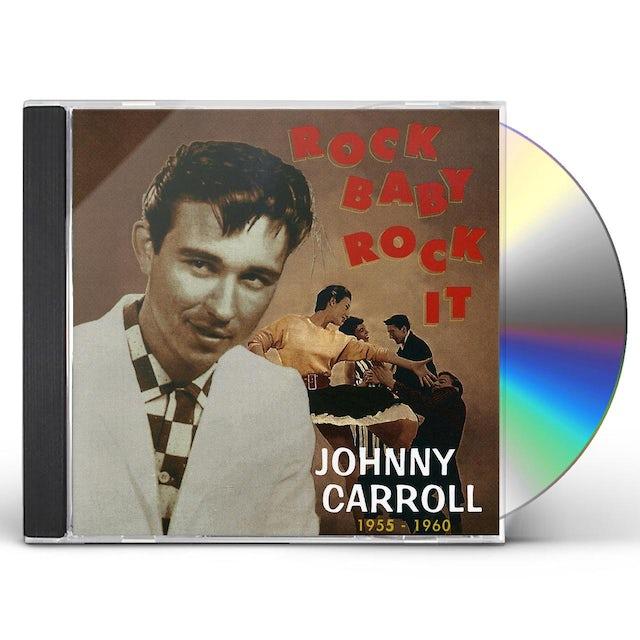 Johnny Carroll