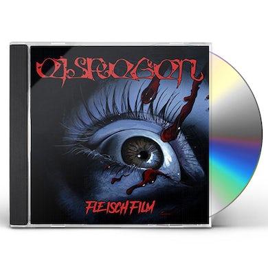 Eisregen FLEISCHFILM: LIMITED EDITION CD
