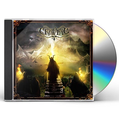Craving BY THE STORM CD