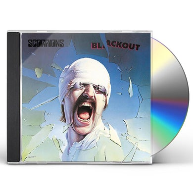 Scorpions BLACKOUT: 50TH BAND ANNIVERSARY CD