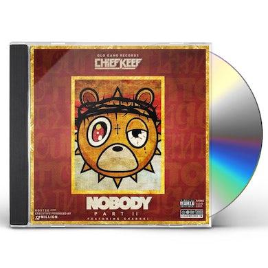 Chief Keef NOBODY 2 CD