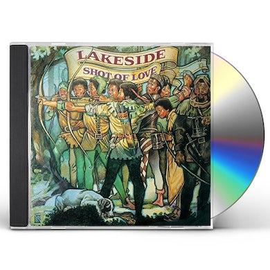 Lakeside SHOT OF LOVE (LIMITED/BONUS TRACK/2018 REMASTER) CD