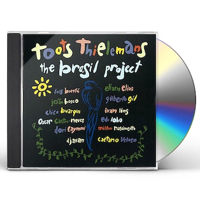 Toots Thielemans BRASIL PROJECT CD