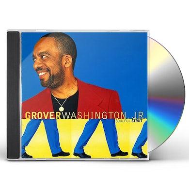 Grover Washington Jr SOULFUL STRUT CD