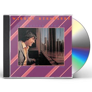 Warren Bernhardt MANHATTAN UPDATE CD