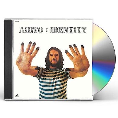 Airto Moreira IDENTITY CD