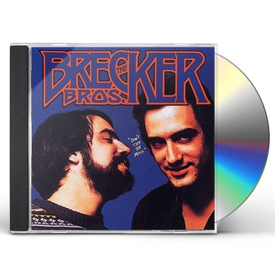 Brecker Brothers DON'T STOP THE MUSIC CD