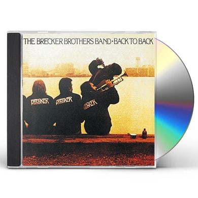 Brecker Brothers BACK TO BACK CD