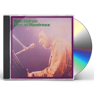 Ben Sidran LIVE AT MONTREUX CD