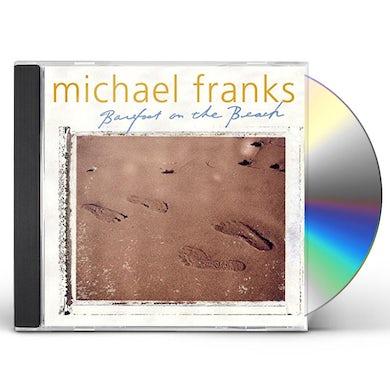 Michael Franks BAREFOOT ON THE BEACH CD