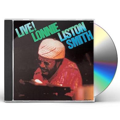 Lonnie Liston Smith LIVE! CD