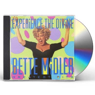 EXPERIENCE THE DIVINE BETTE MIDLER CD