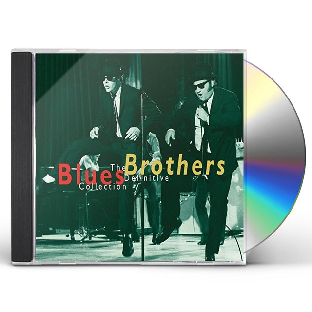 Blues Brothers DEFINITIVE COLLECTION CD
