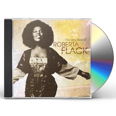 Roberta Flack VERY BEST OF CD