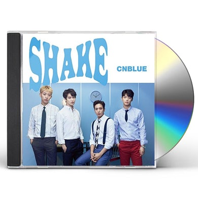 CNBLUE SHAKE: TYPE-A CD