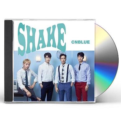 CNBLUE SHAKE: TYPE-C CD