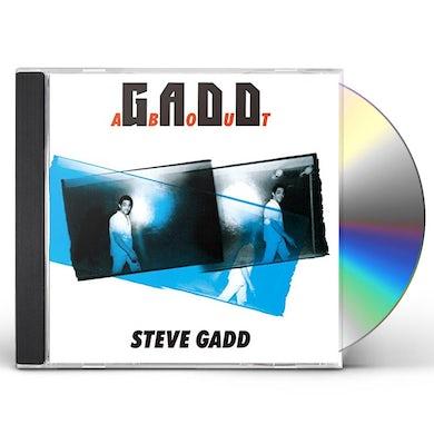 Steve Gadd GADD ABOUTO CD
