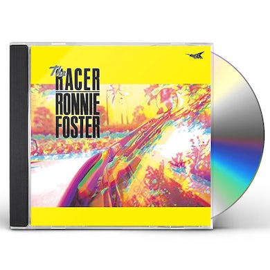 Ronnie Foster RACER CD