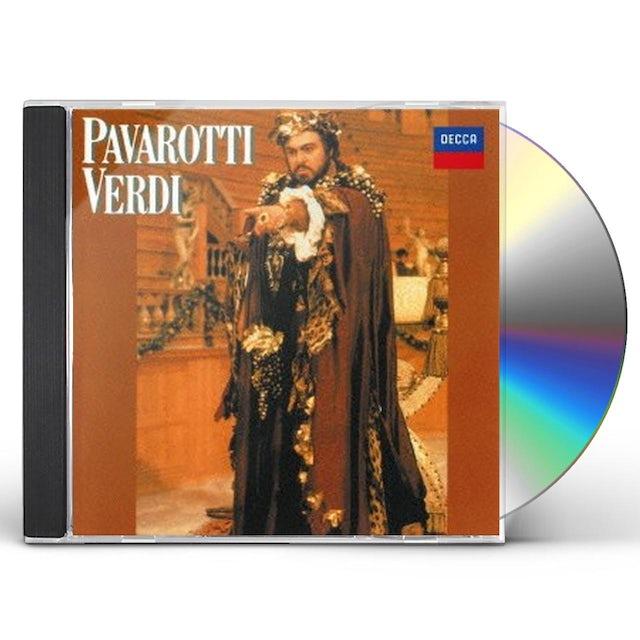 Verdi OPERA ARIAS CD