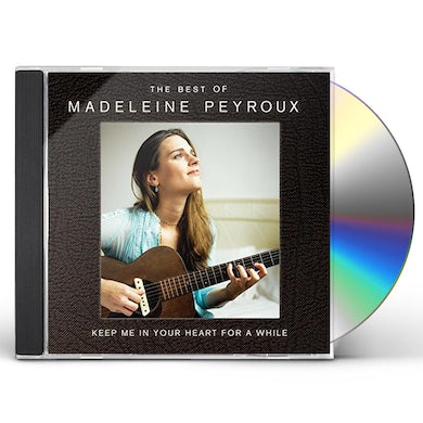 Madeleine Peyroux KEEP ME IN YOUR HEART FOR A WHILE CD