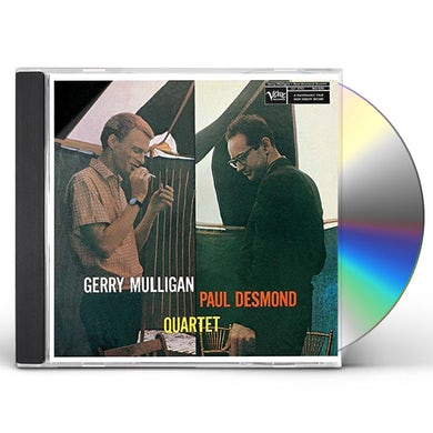 Gerry Mulligan BLUES IN TIME CD
