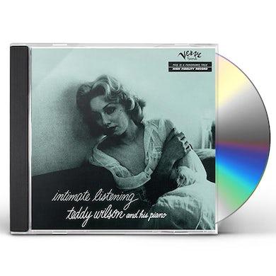 Teddy Wilson INTIMATE LISTENING CD