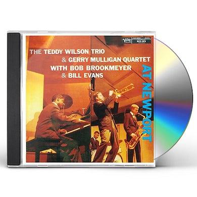 Teddy Wilson & GERRY MULLIGAN / GERRY MULLIGAN CD