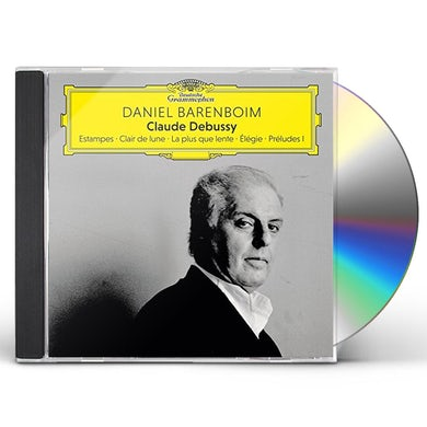 Daniel Barenboim MY DEBUSSY CD