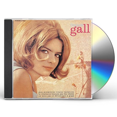 France Gall MES PREMIERES VRAIES VACANCES CD