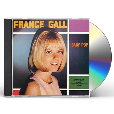 France Gall BABY POP CD