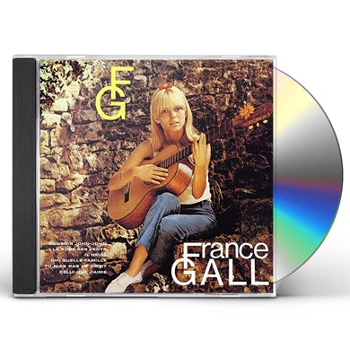 France Gall LES SUCETTES CD