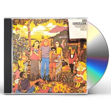 Joan Armatrading WHATEVER'S FOR US: REMASTERED CD