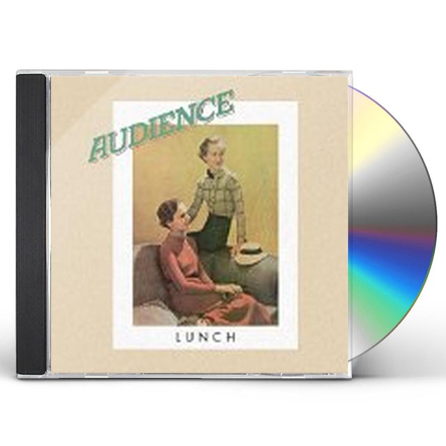 Audience LUNCH: REMASTERED & EXPANDED EDITION CD