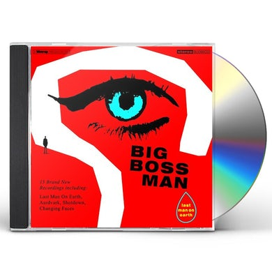 Big Boss Man LAST MAN ON EARTH CD