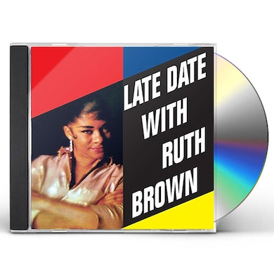 LATE DATE WITH RUTH BROWN CD