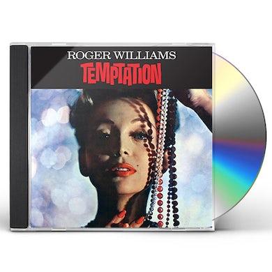 Roger Williams TEMPTATION CD