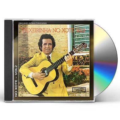 Teixeirinha NO XOTE 2 CD