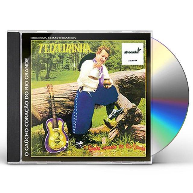 Teixeirinha GAUCHO CORACAO DO RIO GRANDE CD