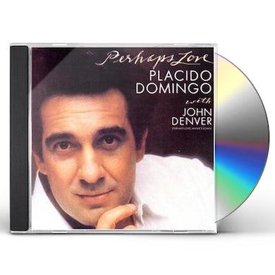 Placido Domingo PERHAPS LOVE CD