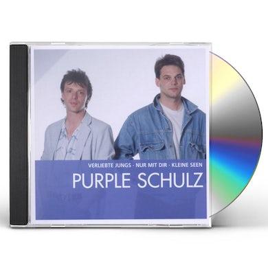 Purple Schulz ESSENTIAL CD