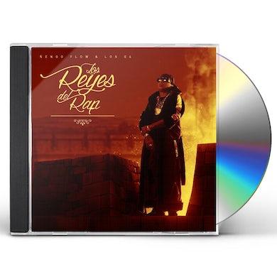 LOS REYES DEL RAP CD